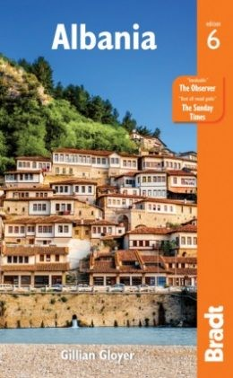 Albania, guidebook in English - Bradt