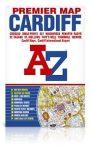 Cardiff térkép - A-Z
