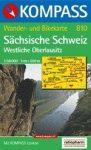 WK 810 Sächsische Schweiz - Westliche Oberlausitz - KOMPASS