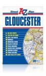 Gloucester térkép - A-Z