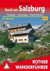 Salzburg környéke, német nyelvű túrakalauz - Rother