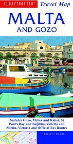 Malta and Gozo - Globetrotter: Travel Map