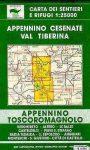 Appennino Cesenate - Val Tiberina térkép (No 34/36) - Multigraphic