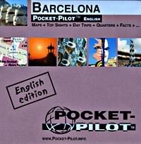 Barcelona térkép - Pocket-Pilot