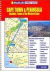 Cape Town & Peninsula atlasz - Map Studio