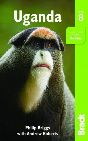 Uganda, angol nyelvű útikönyv - Bradt