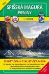 Szepesi-Magura, Pieninek turistatérkép (103) - VKÚ