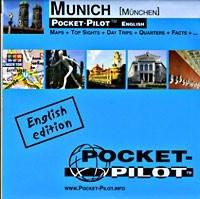 München térkép - Pocket-Pilot