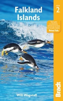 Falkland-szigetek, angol nyelvű útikönyv - Bradt