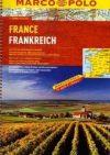 Franciaország atlasz - Marco Polo