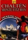 Chaltén - Monte Fitz Roy térkép - JLM Mapas