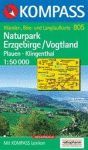 WK 805 Vogtland - Plauen - NP Erzgebirge - KOMPASS