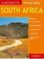 South Africa - Globetrotter: Travel Atlas