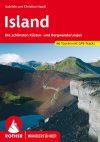 Izland, német nyelvű túrakalauz - Rother
