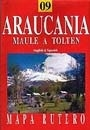 Araucania: Maule a Tolten térkép - JLM Mapas