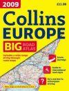 Európa autóatlasz 2009 (A3) - Collins