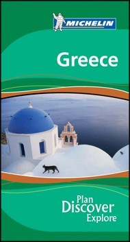 Greece Green Guide - Michelin