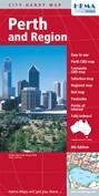 Perth és környéke térkép - Hema