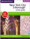 New York City 5-Borough (Street Guide) atlasz - Rand McNally