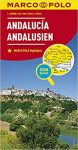Andalúzia térkép - Marco Polo