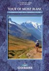 Tour of Mont Blanc, hiking guide in English - Cicerone