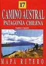 Camino Austral térkép - JLM Mapas