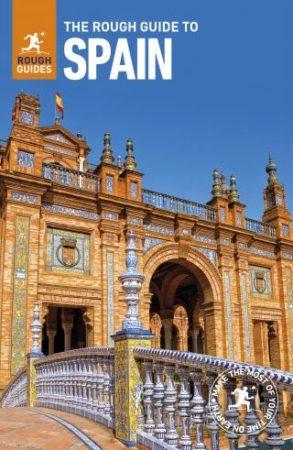 Spanyolország, angol nyelvű útikönyv - Rough Guide