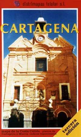 Cartagena várostérkép - Telstar