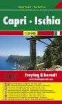 Capri, Ischia zsebtérkép - Freytag-Berndt