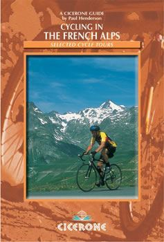 Cycling in the French Alps - Cicerone Press