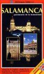 Salamanca és környéke térkép - Telstar