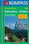 Dolomiten - Gröden - Kompass WF 989