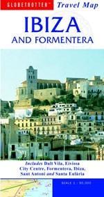 Ibiza and Formentera - Globetrotter: Travel Map