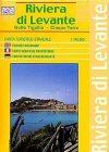 Riviera di Levante / Golfo Tigullio / Cinque Terre autótérkép - LAC