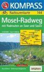 Mosel-Radweg - Kompass RWK 144