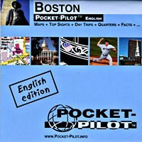 Boston térkép - Pocket-Pilot