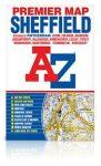 Sheffield térkép - A-Z