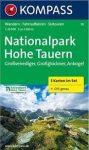 Nationalpark Hohe Tauern turistatérkép-készlet (WK 50) - Kompass