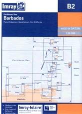 Barbados, Chart B2 - Imray