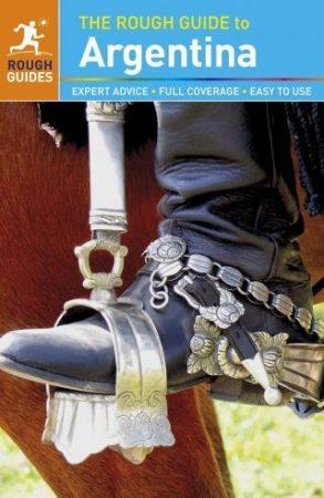 Argentína, angol nyelvű útikönyv - Rough Guides