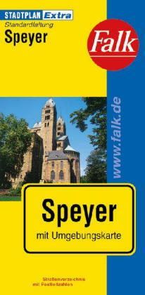Speyer Extra várostérkép - Falk