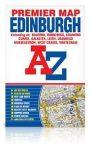 Edinburgh térkép - A-Z
