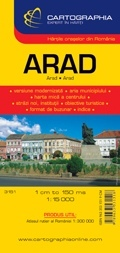 Arad térkép - Cartographia