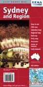 Sydney és környéke térkép - Hema