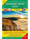 Volovské Mountains & Košice, hiking map (HM 136) - VKÚ