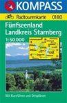 Fünfseenland Lkr.Starnberg - Kompass RWK 0180