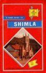 Shimla térkép - TTK