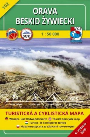 Árvai-Beszkidek (HM 102) - VKÚ