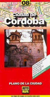 Cordoba (Argentina) térkép - Automapa
