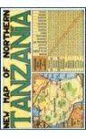 Észak-Tanzánia térkép - Maco Editions